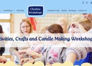 Cheshire Candle Workshop